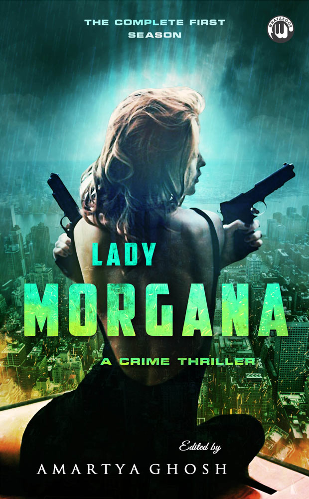 Crime Thriller Gangster Beautiful Book Cover Design