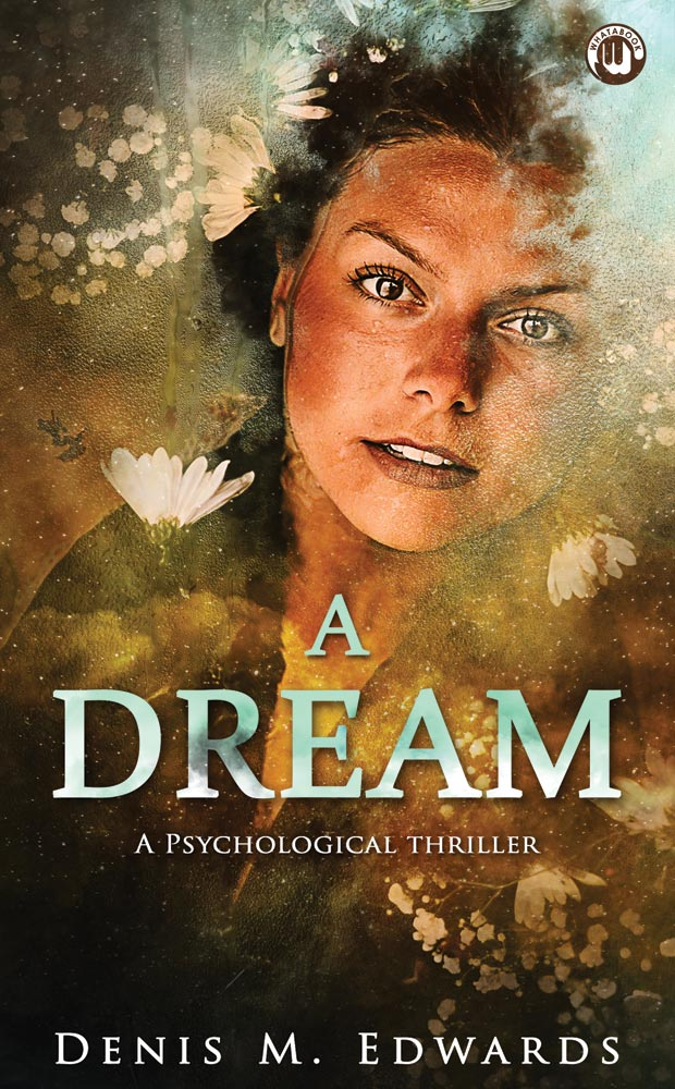 Dream Fantasy Bok Cover Design Beautiful Artwork