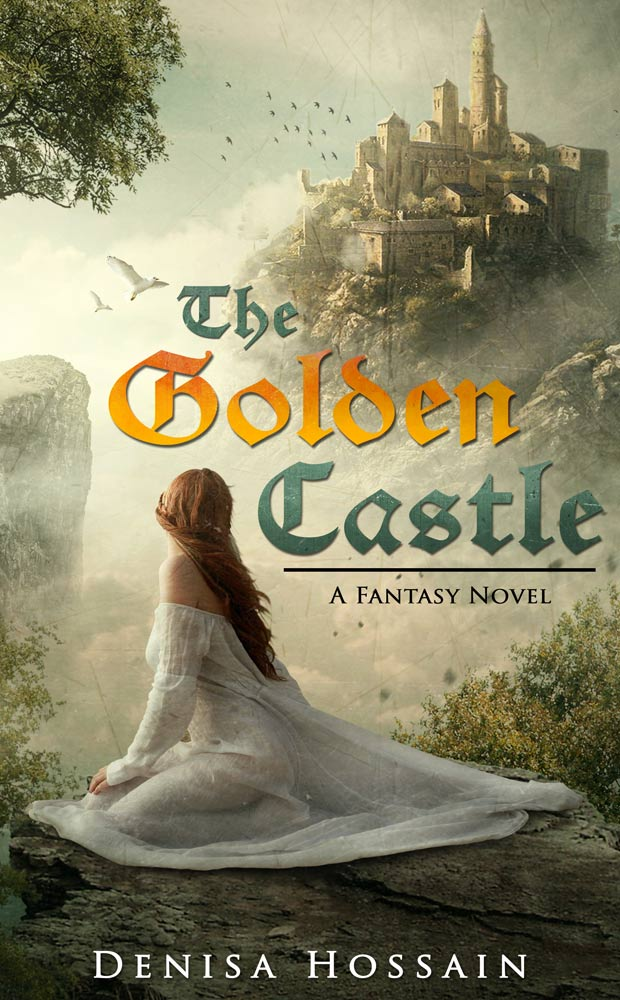 Fantasy Book Cover Design Beautiful