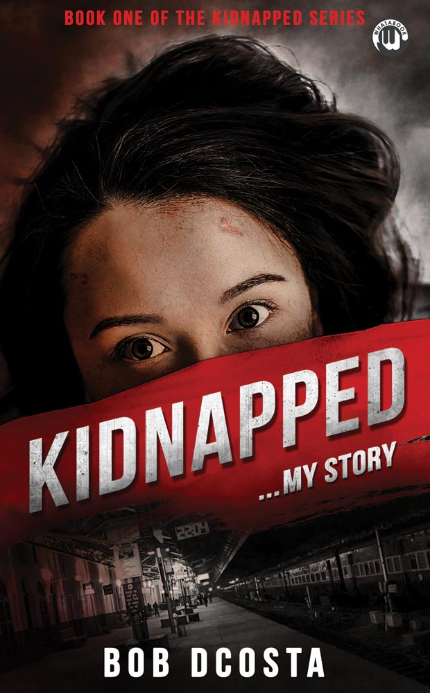Kidnapped Thriller Book Cover Design Beautiful Cover Design Art